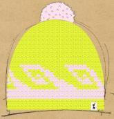 konfigurierte Mütze Annastyle