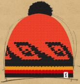 konfigurierte Mütze aranciomarley