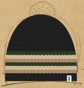 konfigurierte Mütze Bacaria