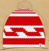konfigurierte Mütze Bebi