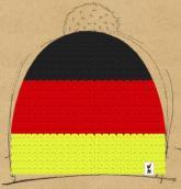 konfigurierte Mütze Deutsch