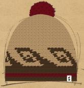 konfigurierte Mütze Disco-Stu