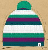 konfigurierte Mütze First snow