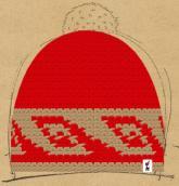 konfigurierte Mütze Fr�hlingsanfang