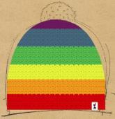 konfigurierte Mütze Gay