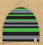 konfigurierte Mütze Hajos