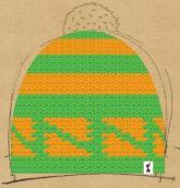 konfigurierte Mütze Haltmirdieohrenwarm