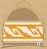 konfigurierte Mütze Hecht-Kiez