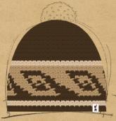 konfigurierte Mütze Herbstanfang
