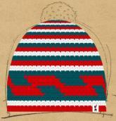 konfigurierte Mütze hot winter