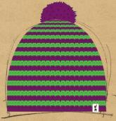 konfigurierte Mütze Hubi