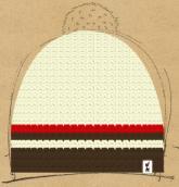konfigurierte Mütze Klassisch Nature