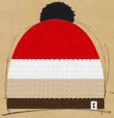 konfigurierte Mütze Lucky Stike