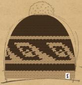 konfigurierte Mütze neuer Herbst