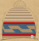 konfigurierte Mütze Nostalq-ich