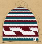 konfigurierte Mütze November