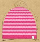 konfigurierte Mütze pink princess