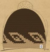 konfigurierte Mütze Praline