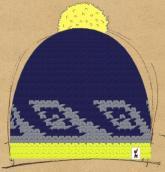 konfigurierte Mütze Shape