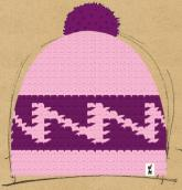 konfigurierte Mütze Sweet Lilly
