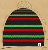 konfigurierte Mütze Troubador