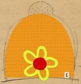 konfigurierte Mütze Tulipan