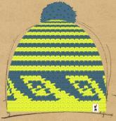 konfigurierte Mütze Ukraine