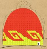 konfigurierte Mütze Unwetterwarnm�tze