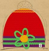 konfigurierte Mütze Vanessa2011