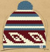 konfigurierte Mütze winterfarben 2