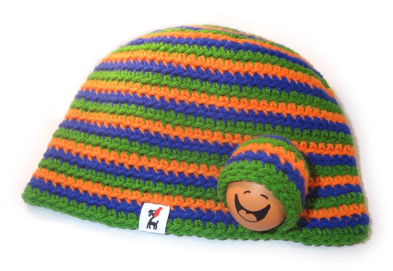 Quchu-Mütze mit Eierwärmer